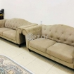 BROWUN COLOR SOFA SET photo 1