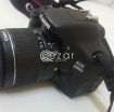 Canon DSLR professional camera model 600d photo 6