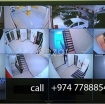 cctv camera installing and maintanance in qatar photo 2