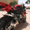 Bike BMW S1000 RR only 2700 km in rare condition photo 5