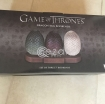 Game of Thrones : Dragon Egg Bookends photo 1
