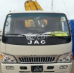 3Ton JAC Boom Truck 2015 for sale photo 2