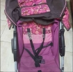 Junior baby stroller in good condition and bed photo 1
