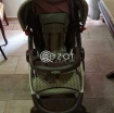 Graco pram + base + car seat photo 1