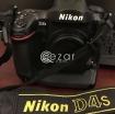 Nikon D4S for sale (mint) photo 2