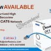 HIGH QUALITY CAT 6 NETWORK CABLES QATAR, DOHA photo 1