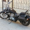 2011 Honda Shadow Phantom - Black photo 2