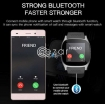 T8M Series Bluetooth Smart Watch (Black) for Android and IOS Smartphone photo 2