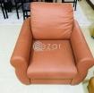 New stylish design 3+2+1 leather sofa photo 1