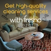 Deep cleaning with Fresho Qatar photo 2