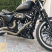 Harley Davidson Sportster 48 2014 photo 2