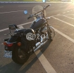 2011 Honda Shadow Phantom - Black photo 1