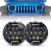 Wrangler jeep LED Headlights (New) photo 4