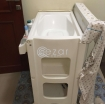 Best Offer Baby High chair ( Highchair ) and Baby Diaper Changing table with Baby Tub photo 2