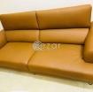 New stylish design 3+2+1 leather sofa photo 2