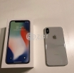 Brand new New mobile Apple iPhone X - 256GB -Silver(Unlocked) for sale photo 1