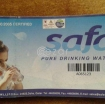 50 Water Bottle coupon -Al Safa-WITH 2 Free empty Bottles photo 1