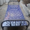Bed for sale in urjently in neat condition photo 1