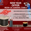 high quality secuview brand coaxial cable photo 1