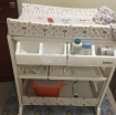Best Offer Baby High chair ( Highchair ) and Baby Diaper Changing table with Baby Tub photo 4