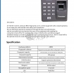 Finger Print Access Control System photo 2