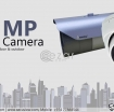 secuview 4MP AHD cctv security camera photo 1