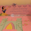 Disney Princesses wooden toy storage box and seat photo 1
