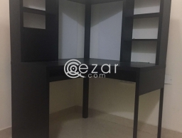 Study table with computer table for sale in Qatar