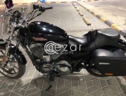 Harley Davidson Sportster Low - 1200cc, 2010 year, 7500km for sale in Qatar
