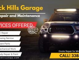 Car repair and service Qatar in Qatar
