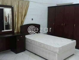Doubble & Single Bedroom Set,Dining,Sofa,Fridge,Washing machine,Singlebed.Call & what's app 30185170 for rent in Qatar