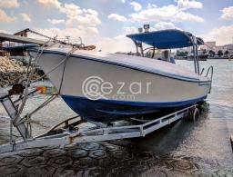 American boat with 200*2 yamah for sale in Qatar