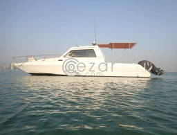 40ft Al-Shaali Sport Fisher, 2 x 300hp Verados for sale in Qatar