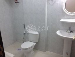 SHARED MASTER BED ROOM SPACE AVAILABLE IN A NEW FLAT IN NAJMA , DOHA. FROM for rent in Qatar