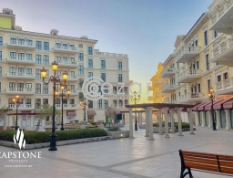 Serene Home 3 B/R Apt. at Qanat Quartier - FREE 1 MONTH RENT for rent in Qatar