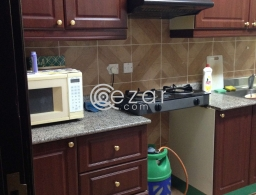 SHARED MASTER BED ROOM SPACE AVAILABLE IN A NEW FLAT IN NAJMA , DOHA for rent in Qatar