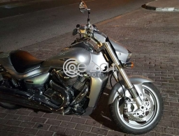 Suzuki Boulevard M1800R- 2400 Km for sale in Qatar