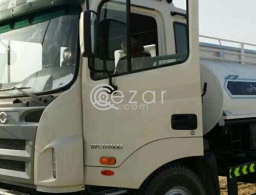 JAC 3000 GL tanker 2016 sale for sale in Qatar