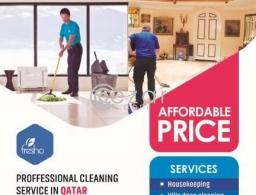 Qatar cleaning service Call us in Qatar