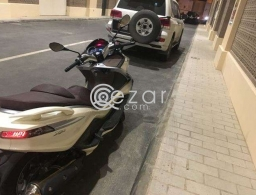 Piaggio 500cc for sale in Qatar