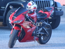 Triumph daytona 675 excellent condition for sale in Qatar