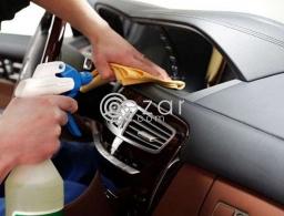 Car Interior Detailing Qatar in Qatar