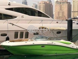 2012 Rinker Captiva 228 BR, Power speedboat. for sale in Qatar