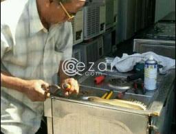 coking range repair in Qatar