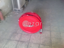 FIRE HOSE REEL for sale in Qatar