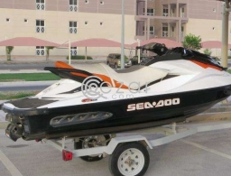 2013 Seadoo GTI- only 35hrs!!! serviced with dealer in Doha Qatar
