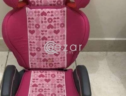 Car seat ( Booster ) for sale in Qatar