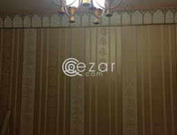 Studio,1BHK in Madina Khalifa North in Villa for rent in Qatar