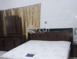 Like new double bedroom set for sale in Qatar