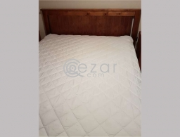 Queen Bed Mattress for sale in Qatar